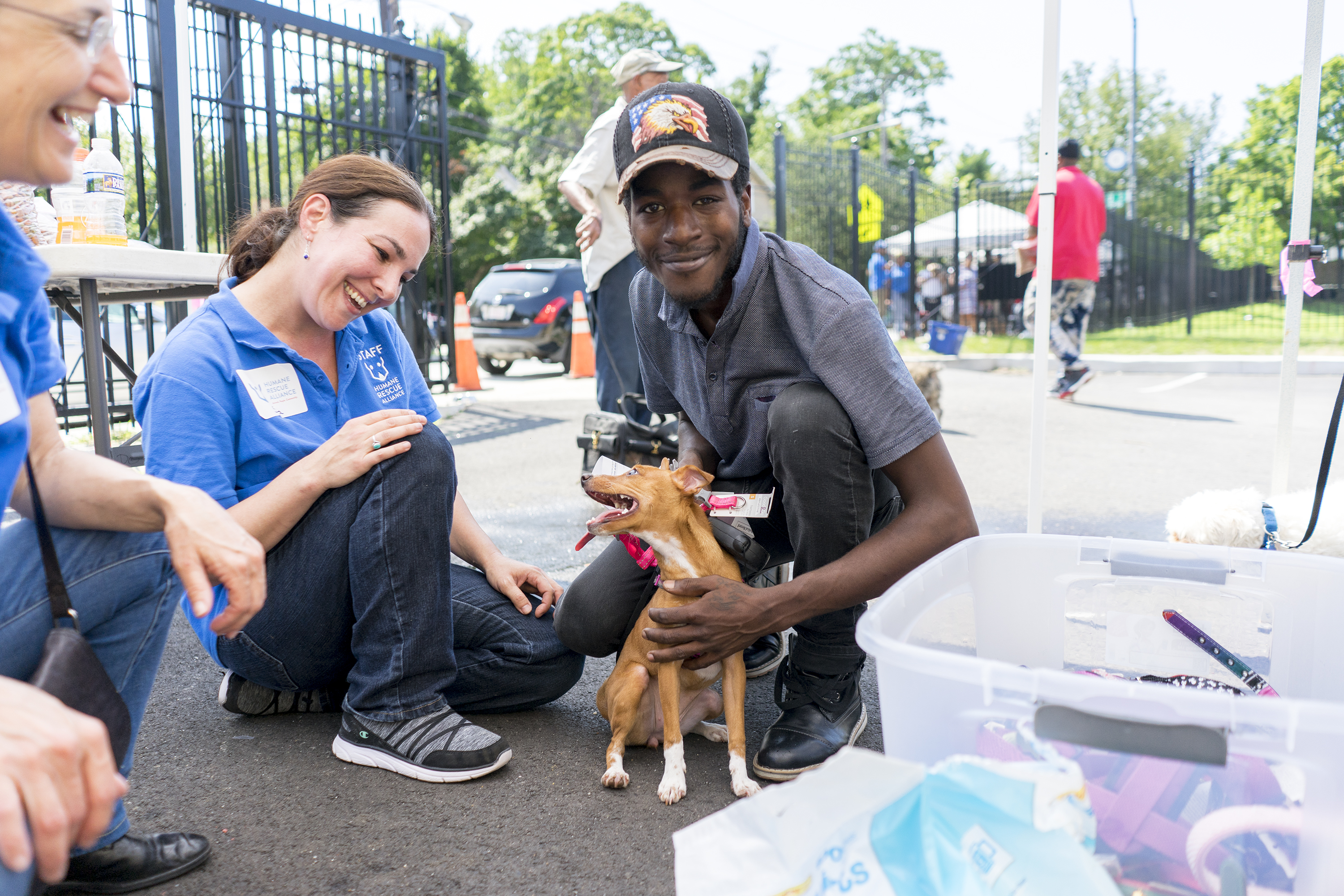 Our robust network of fosters make it possible for us to double the number of animals we can rescue and give an animal the best possible place to wait to find a loving home. icon
