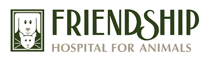 friends hospital for animals logo