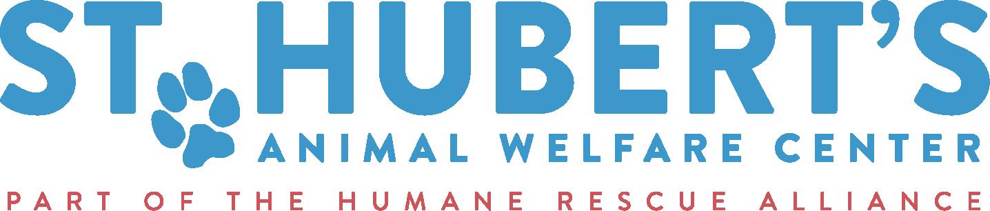 st huberts animal welfare center logo