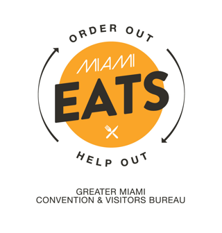 Order Out Miami Eats Help Out Logo