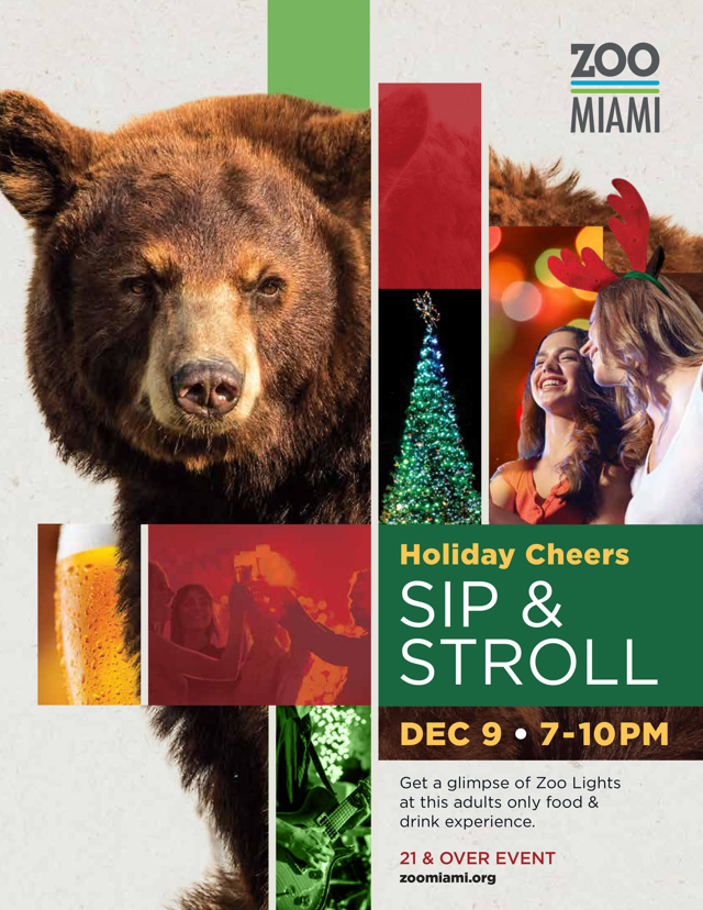 Holiday Cheers Sip & Stroll