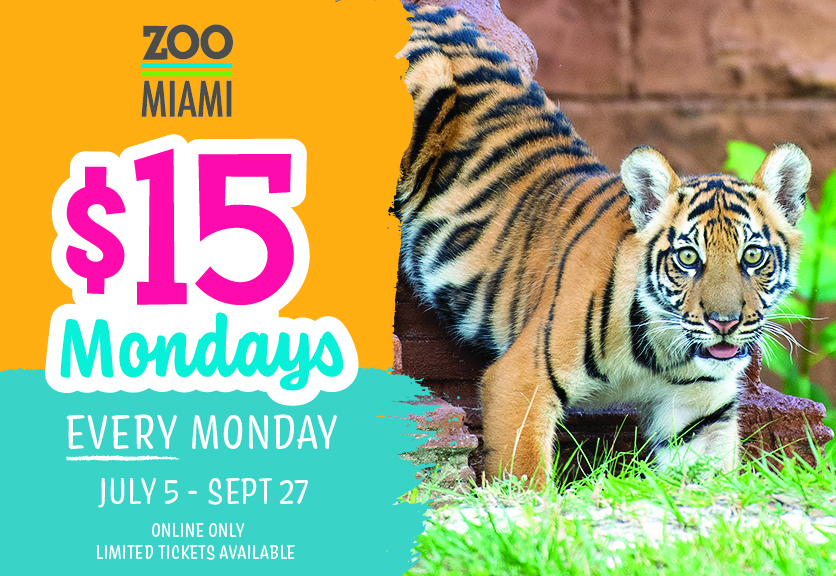 Featured Event Image for $15 Mondays