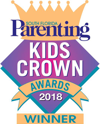 kids crown award 2018
