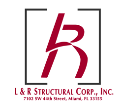 L&R Structural Group Logo