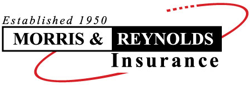 Morris & Reynolds Insurance Logo