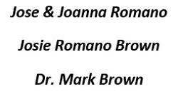 Romano Family Logo