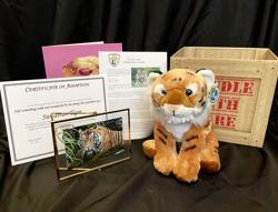 Tiger adoption package