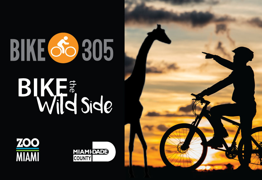 Featured Event Image for Bike 305 - Bike the Wild Side