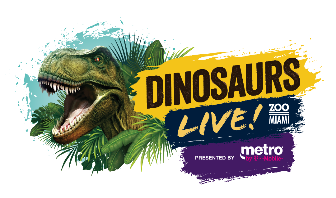 Featured Event Image for Dinosaurs LIVE!