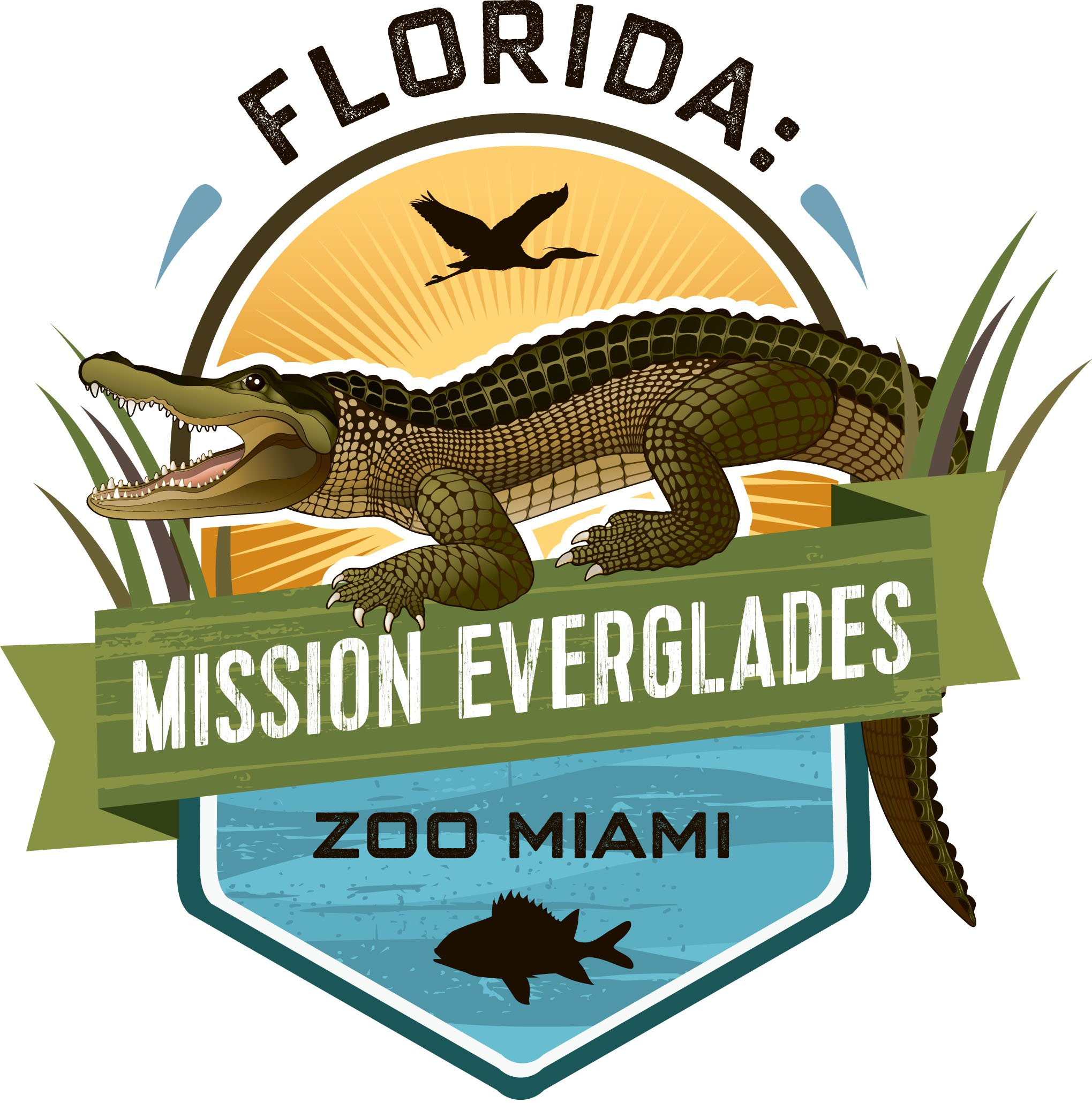 Florida: Mission Everglades at Zoo Miami