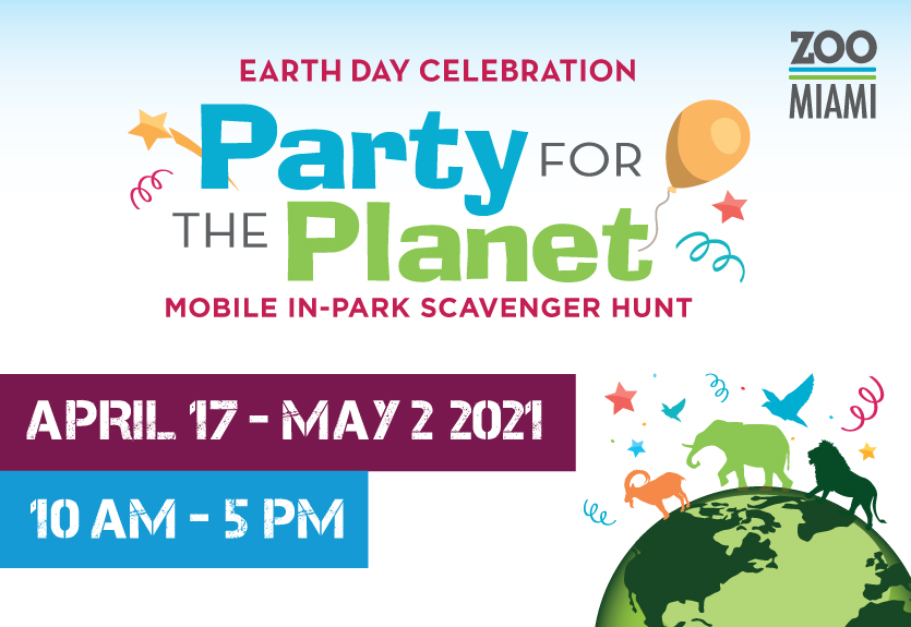 Featured Event Image for Party for the Planet