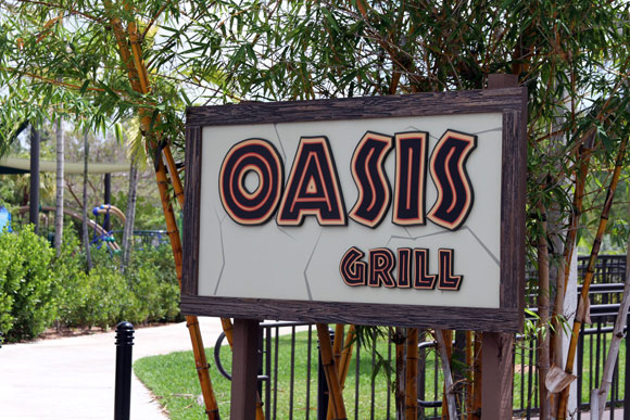 Oasis Grill at Zoo Miami