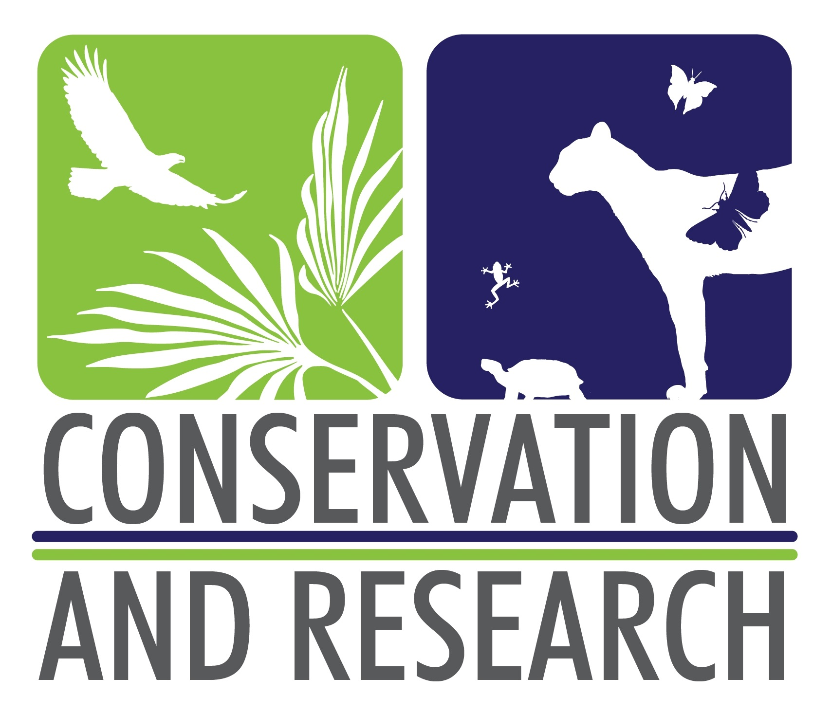 Conservation and research logo