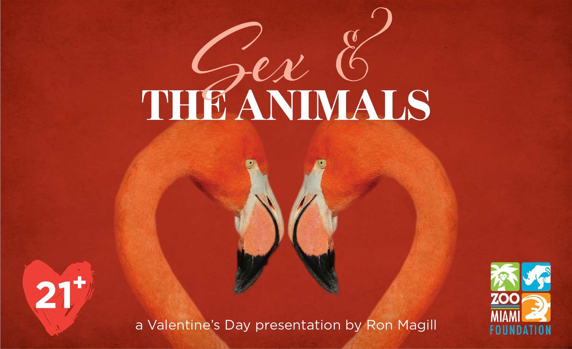 Featured Event Image for Sex & the Animals