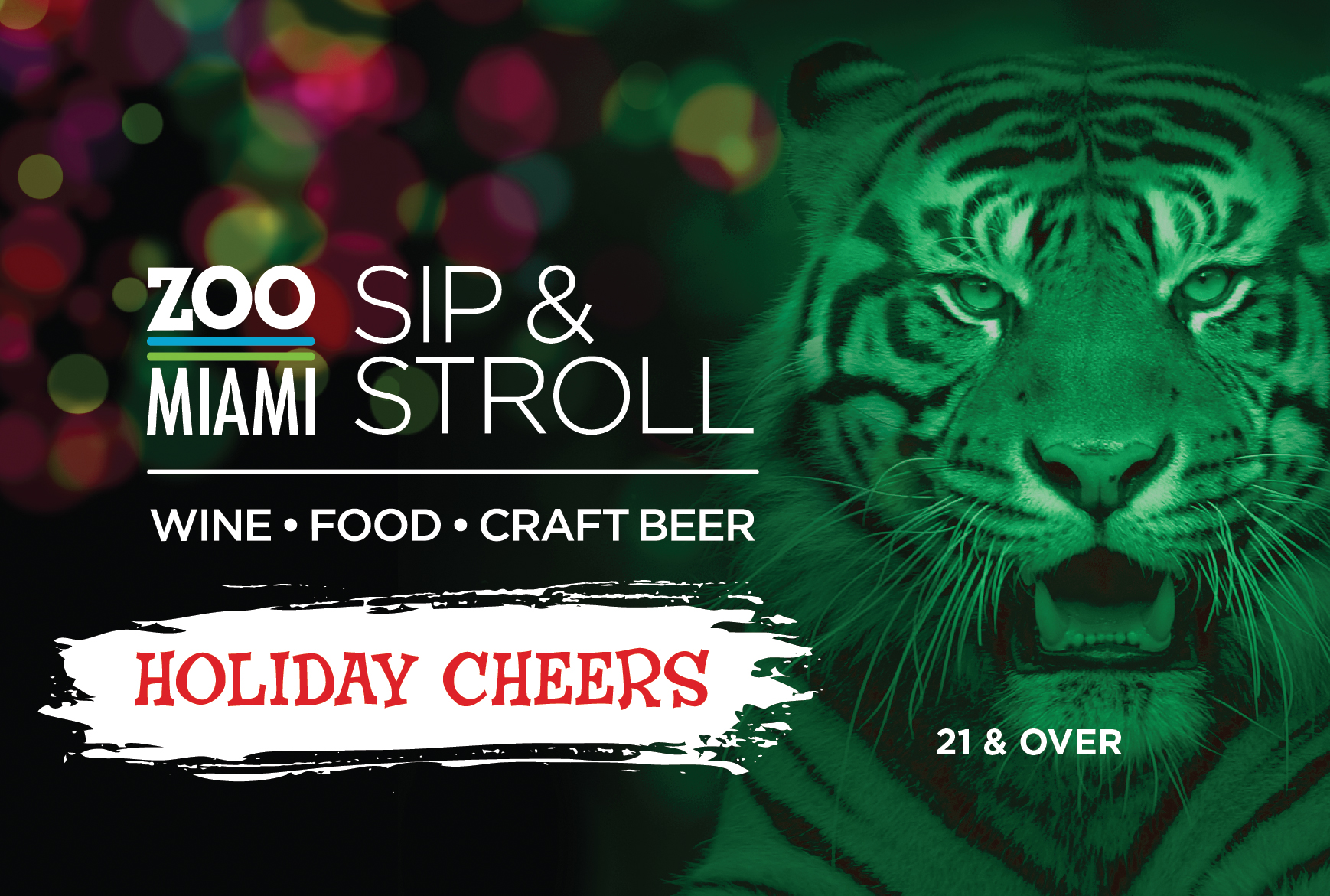 Featured Event Image for Sip and Stroll - Holiday Cheers