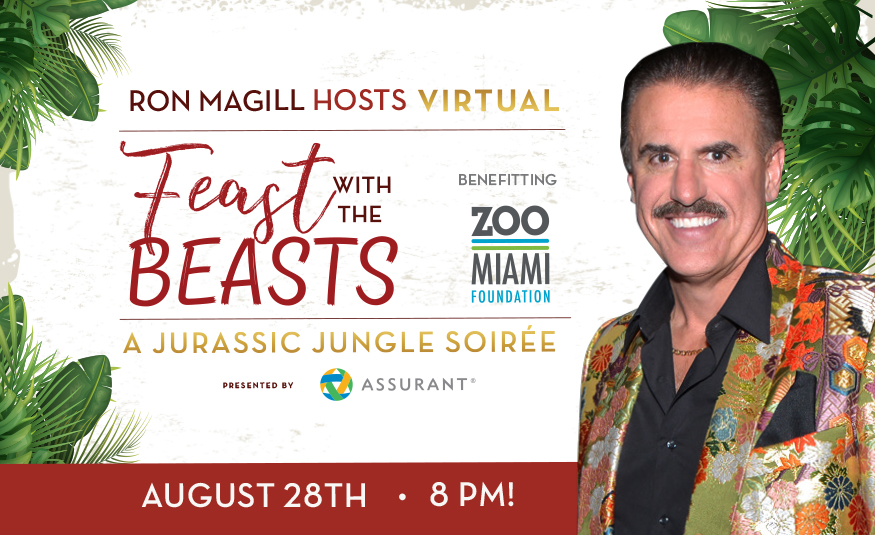 Featured Event Image for Virtual Feast with the Beasts