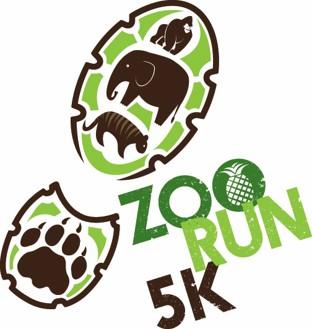ZooRun5K Logo