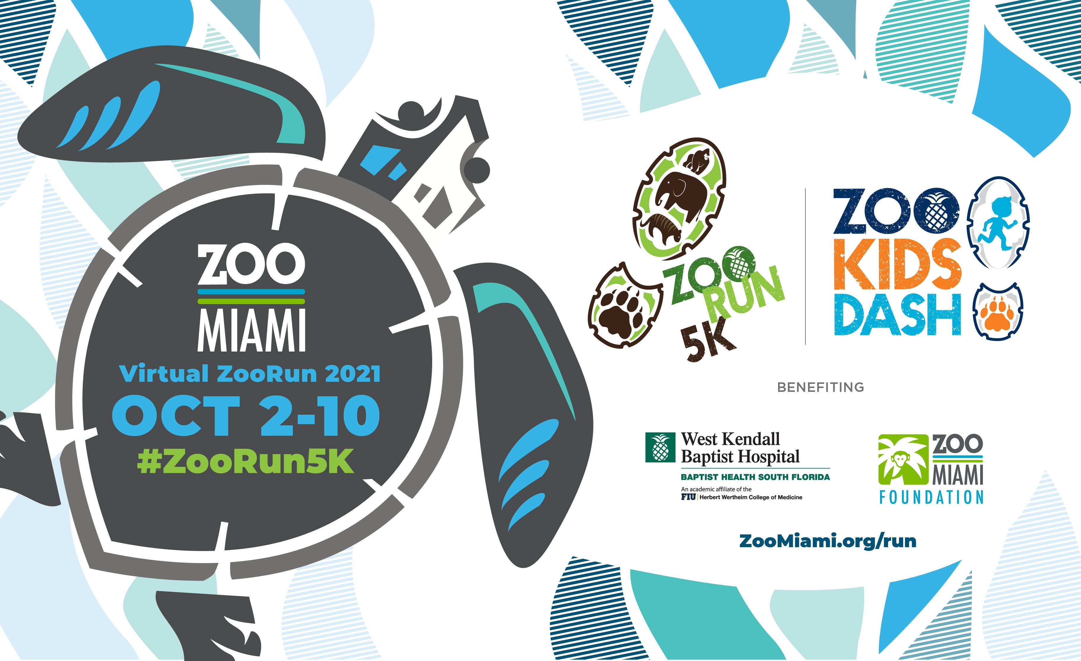 Featured Event Image for ZooRun5K & ZooKidsDash