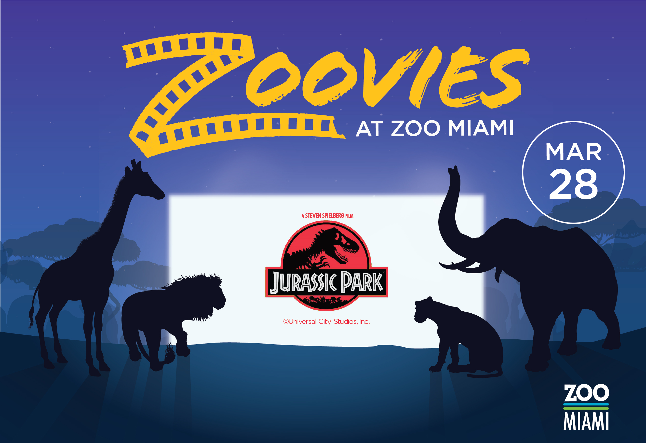 Featured Event Image for Zoovies - Jurassic Park