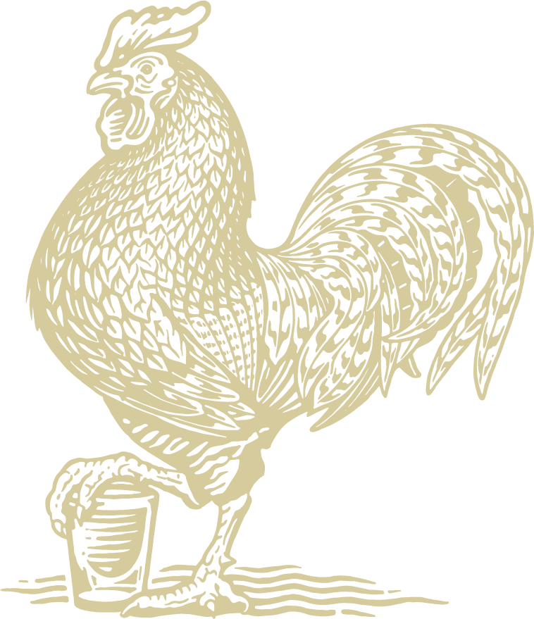 Old Dominick Rooster