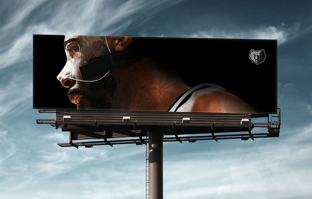 Mike Conley Billboard