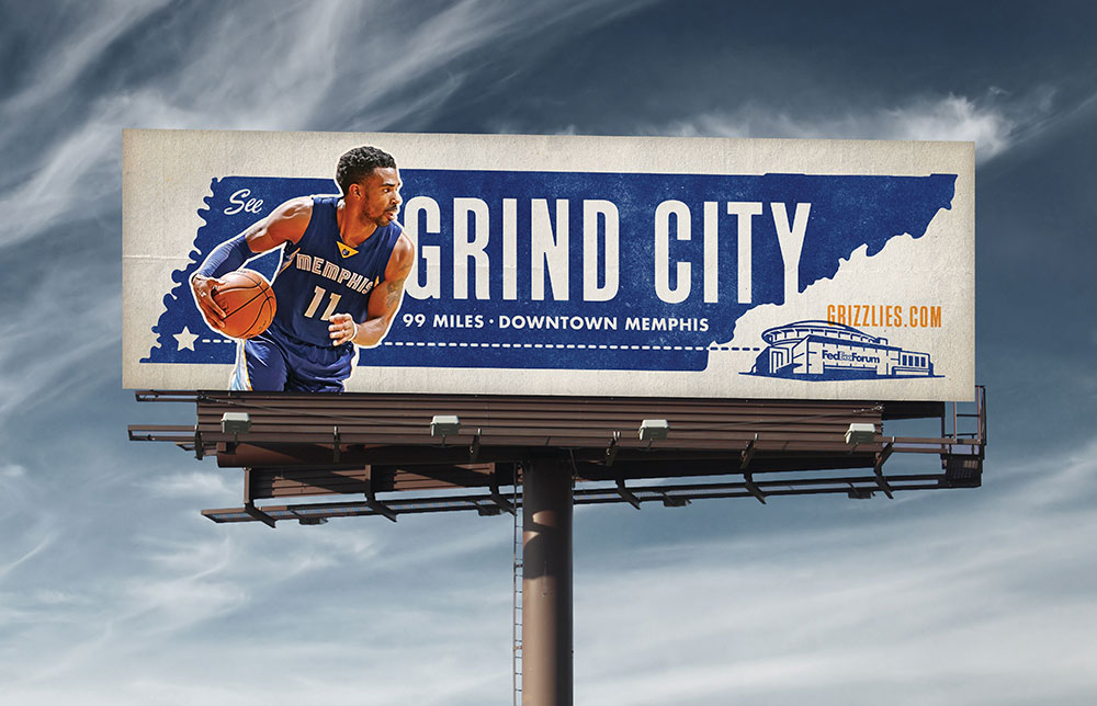 Grind City Billboard