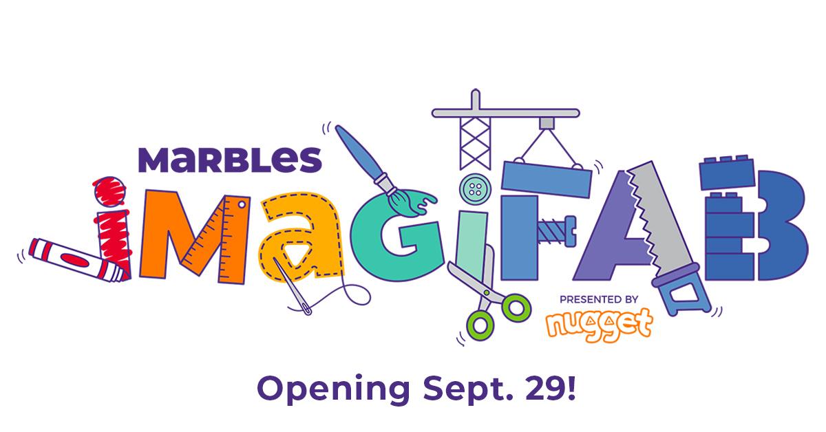 imagiFAB opening Sept. 29!