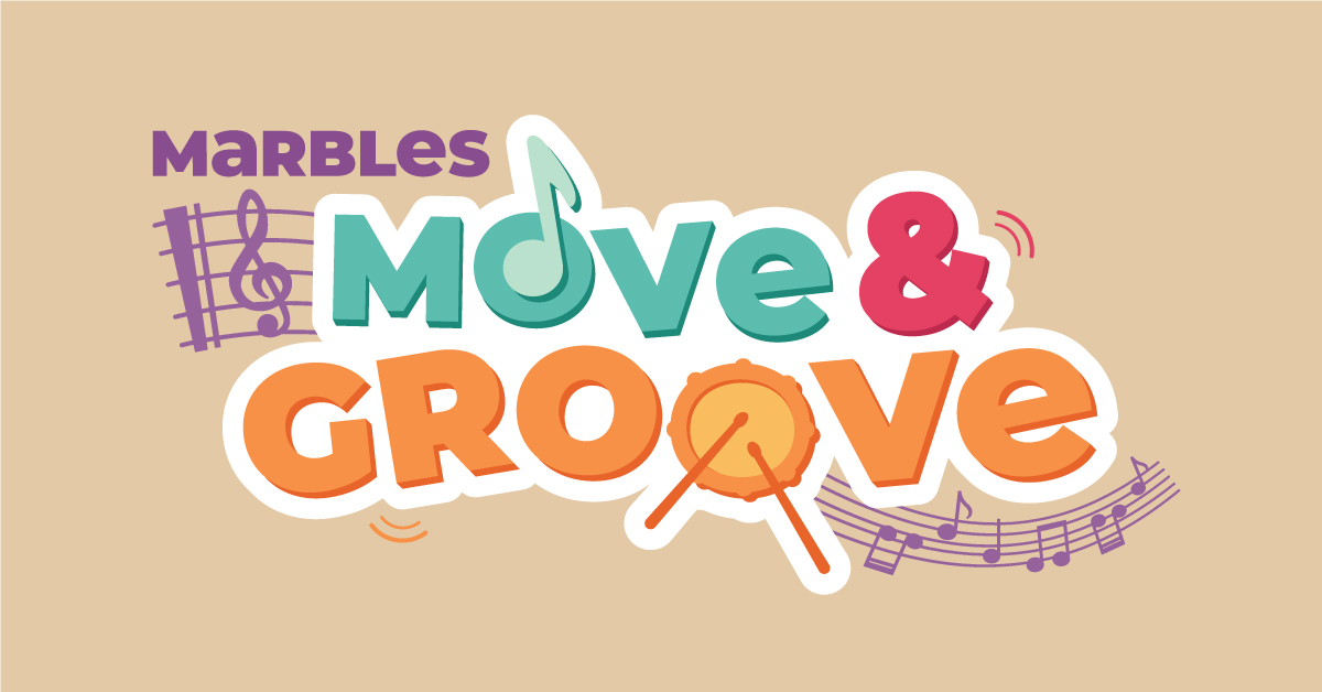 Marbles Move & Groove