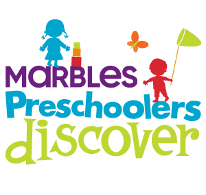 Marbles Preschoolers Discover