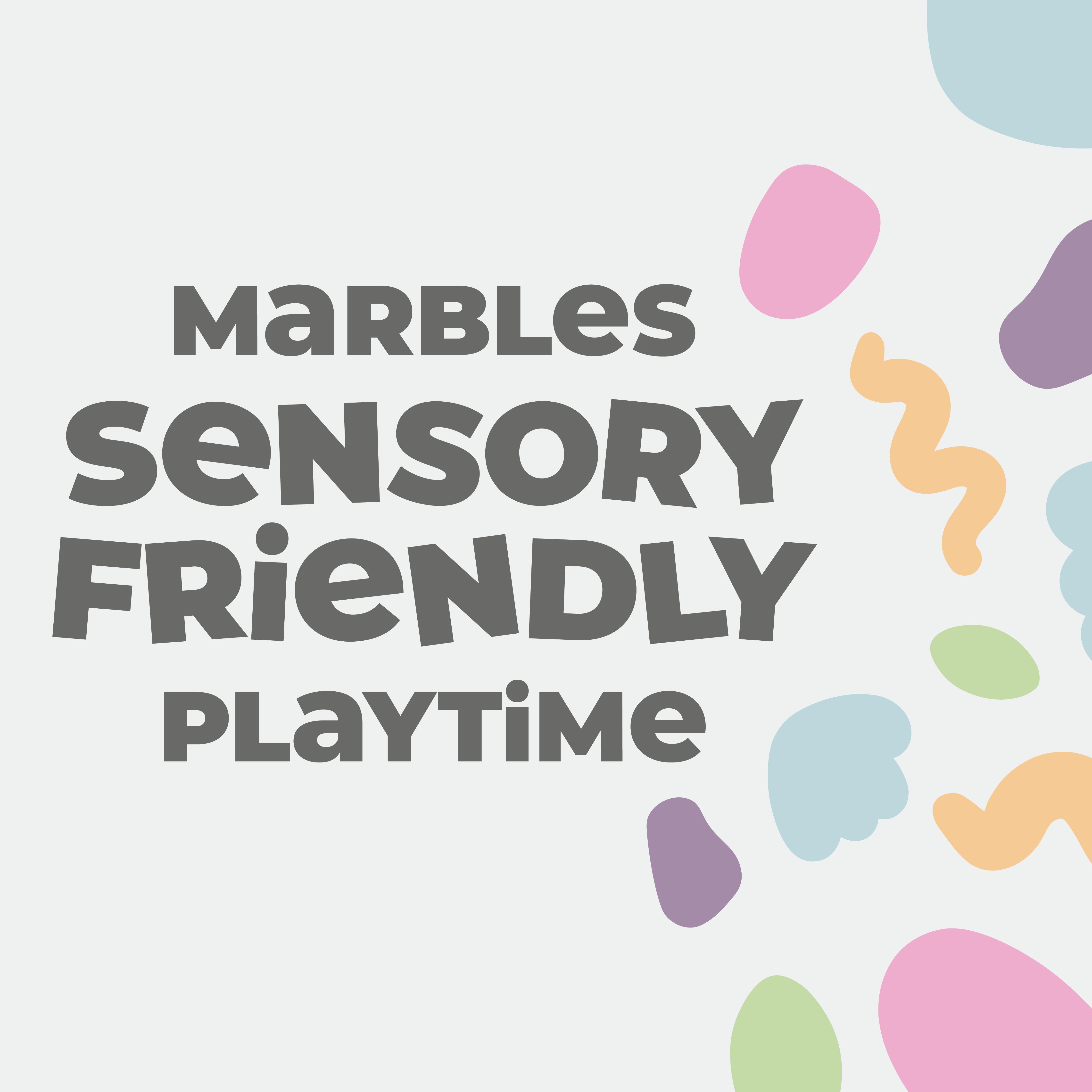 Sensory Friendly Playtime.