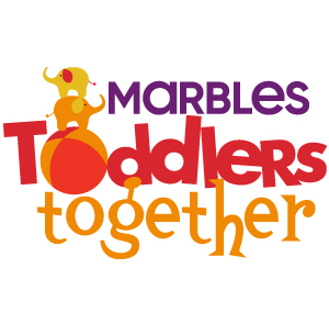 Marbles Toddlers Together