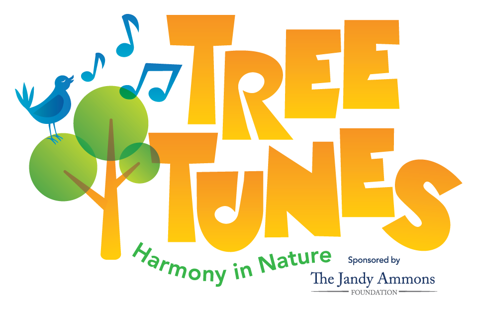 Tree Tunes exhibit at Marbles