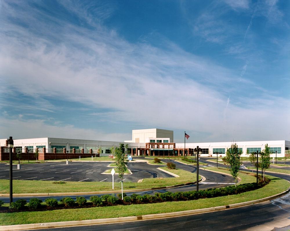 Irs Memphis Service Center Master Plan