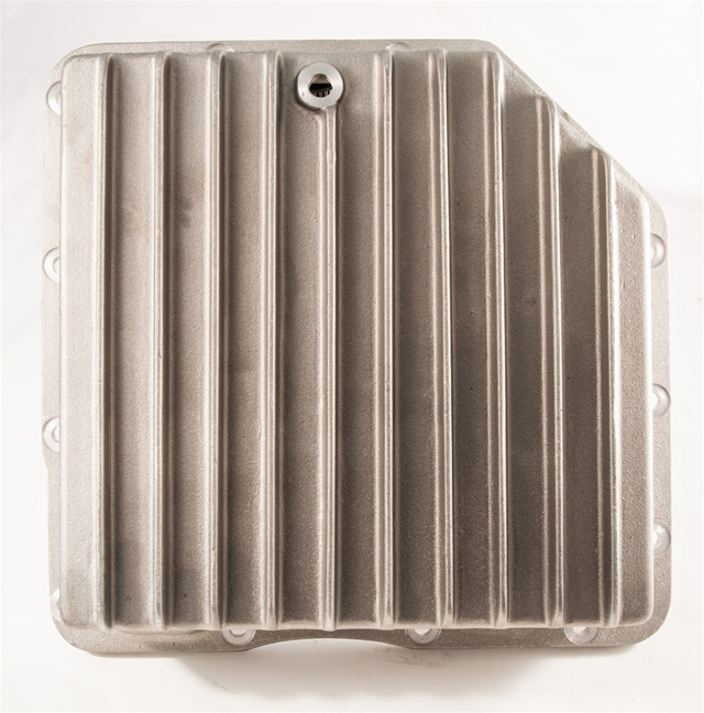 BTE TH350 Deep Aluminum Pan