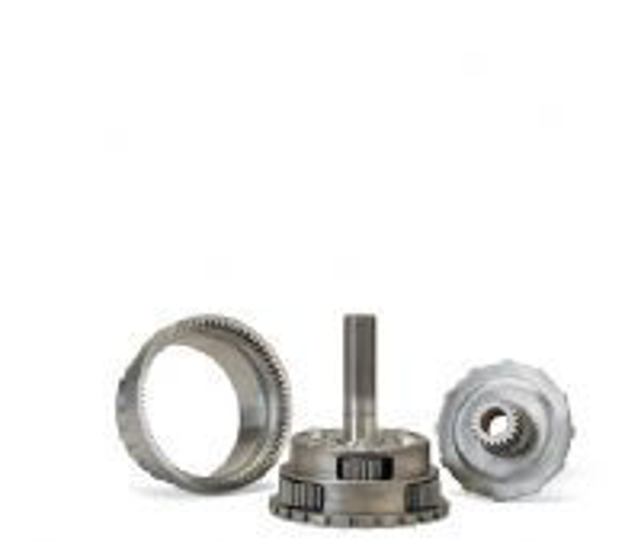 BTE 1.69 Straight Cut 9310 Powerglide Gear Set (Short)