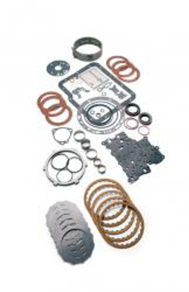 BTE C4 Master Overhaul Kit 67-69