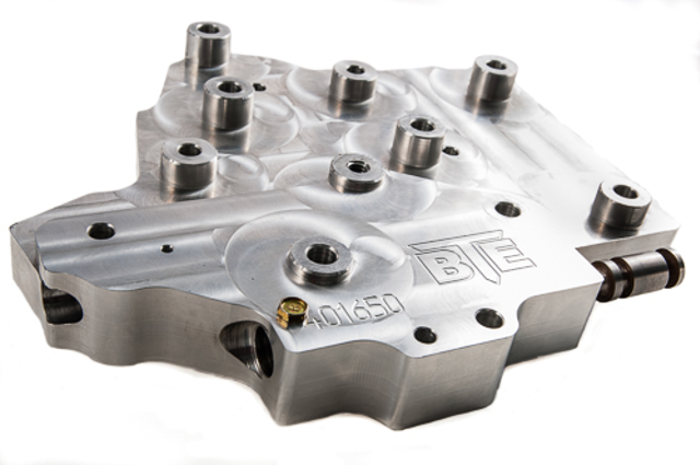 BTE TH400 Two Speed Valve Body