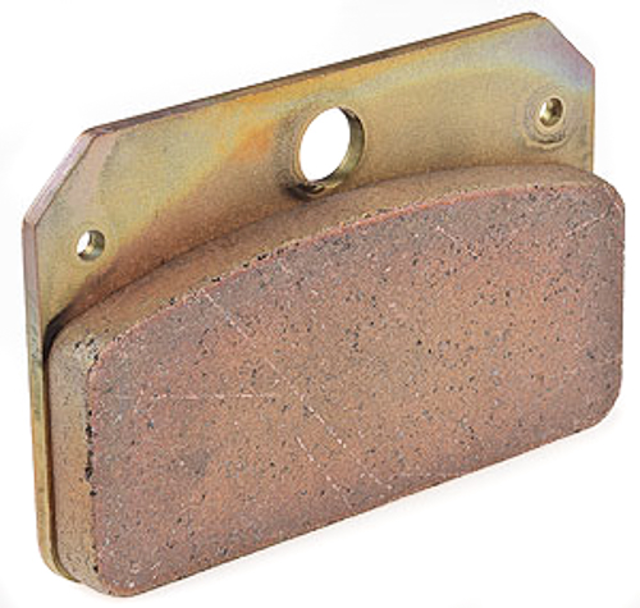 Strange 4 Piston Metallic Brake Pad (Sold Each)