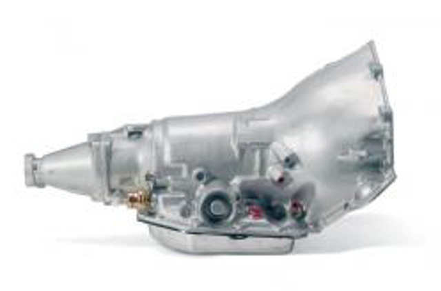 "Racing Parts: BTE TH350 Transbrake Transmission 6"" T/S"