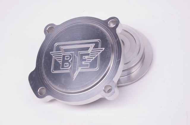 BTE C4 Billet Servo and Servo Cover