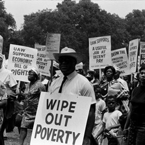Week 34: Addressing Poverty - Poor People's Campaign