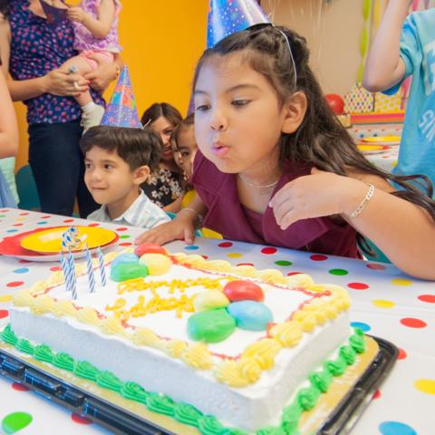 Home Celebrate Birthday Parties