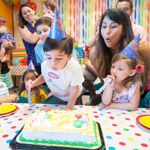 DoSeum Birthday Parties