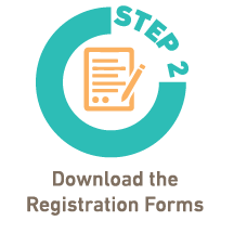 download registration forms icon