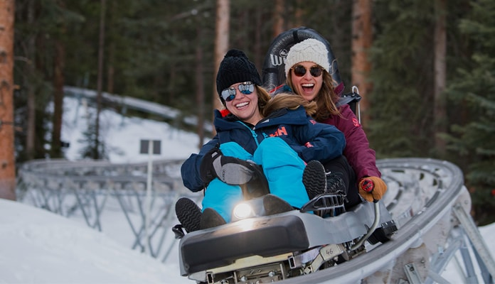 winter activities in Aspen