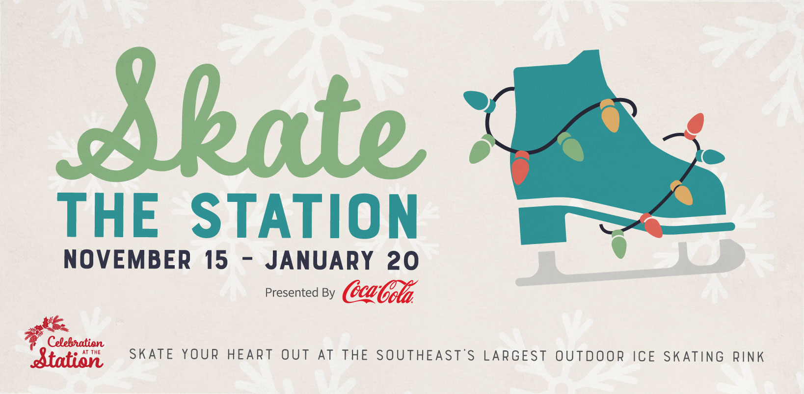 Skate the Station Flyer