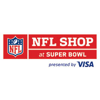 NFL Shop at Super Bowl