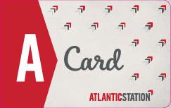Atlantic Station A-Card