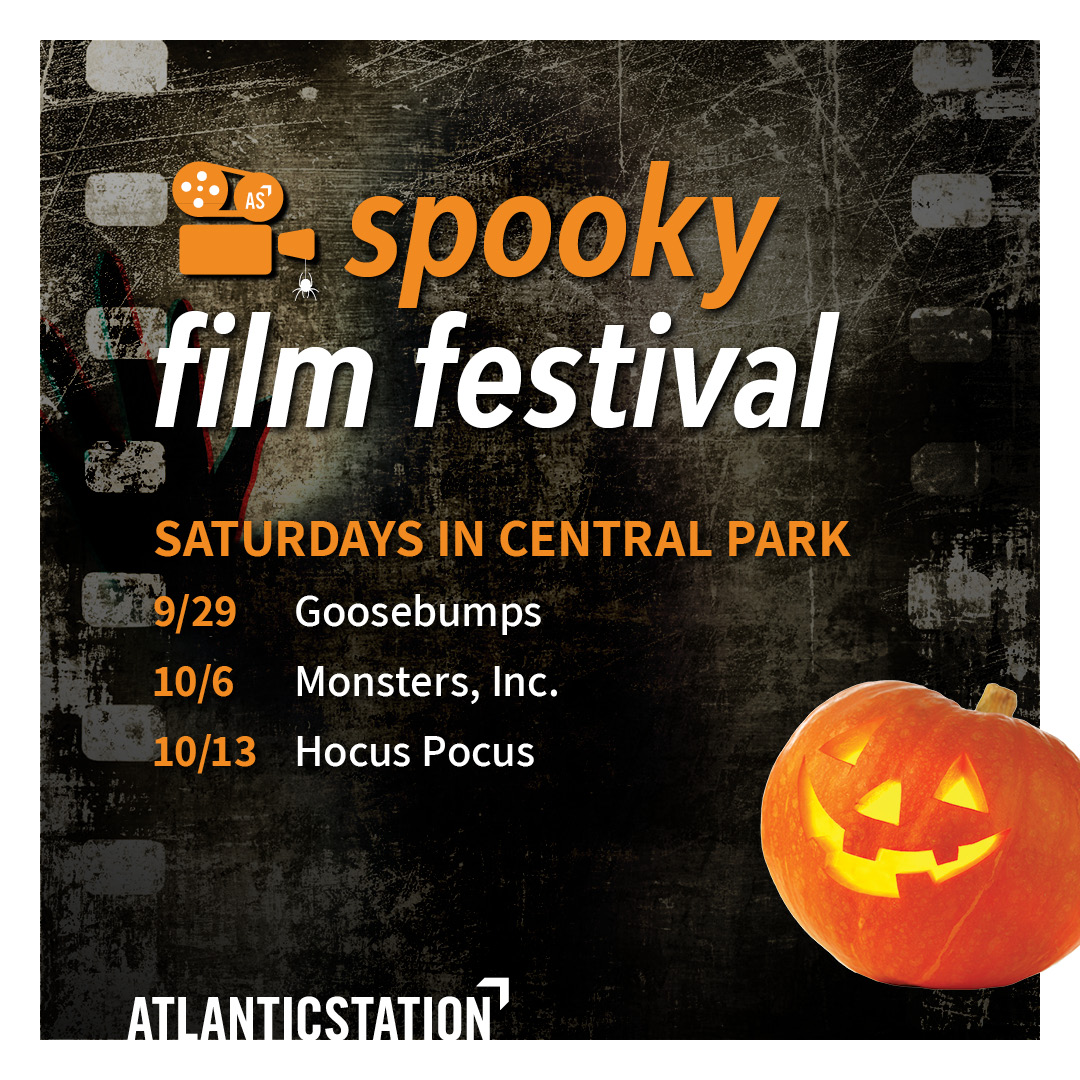 Spooky Film Festival: Monsters, Inc.