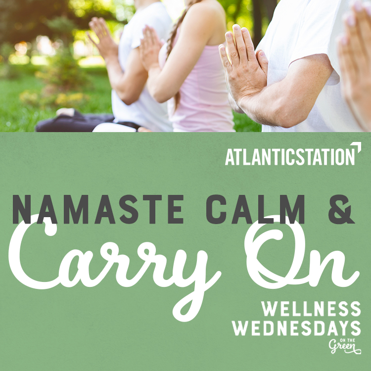 Wellness Wednesdays on the Green